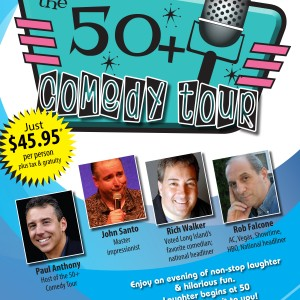 50+ Comedy Tour 12x18 poster_5_11